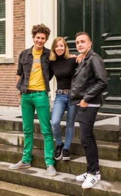 Melissa Meewisse (en Jord Brinkhuis Robin Muilwijk)