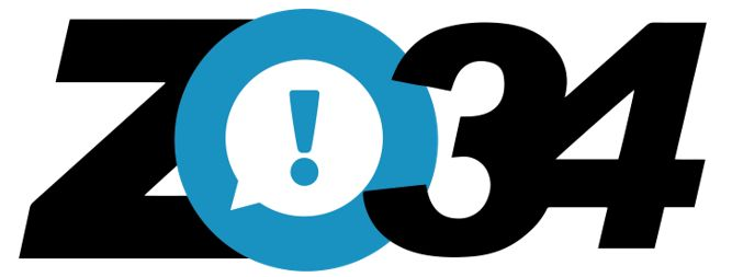 ZO!34 - logo