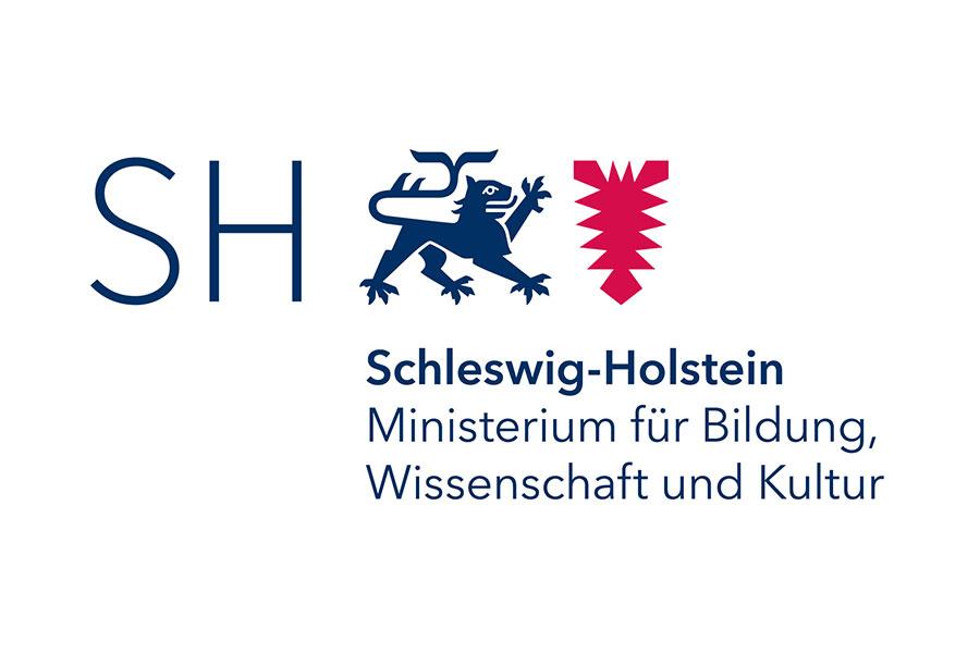 Ministerium für Bildung, Wissenschaft und Kultur des Landes Schleswig-Holstein - LOGO