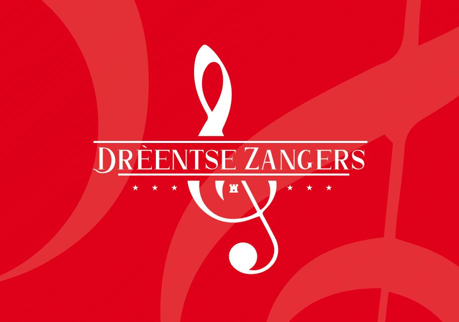 Logo Drèentse Zangers DEF
